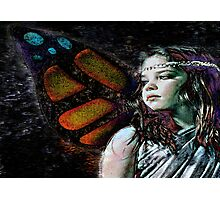 Butterfly Dreams Too Photographic Print