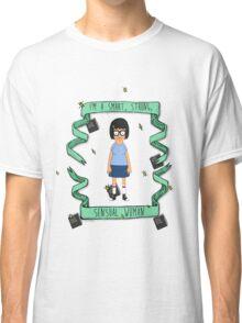 smart, strong, sensual woman Classic T-Shirt
