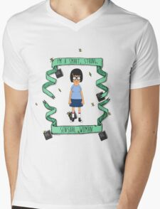 smart, strong, sensual woman Mens V-Neck T-Shirt