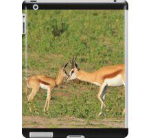 Springbok Love - Proud New Mother iPad Case/Skin