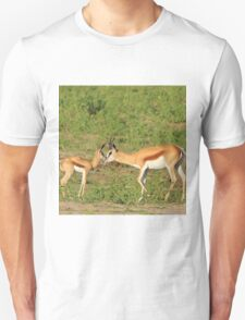 Springbok Love - Proud New Mother T-Shirt