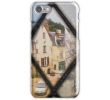 Langeais from Chateau Window iPhone Case/Skin