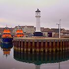 Kirkwall Harbour HDR by kalaryder