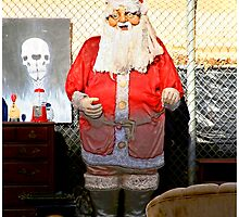 Junkyard Santa by Mark Ross