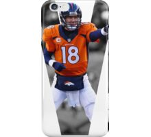 M is for Manning iPhone Case/Skin