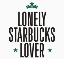 Lonely Starbucks Lover by artshenanigans