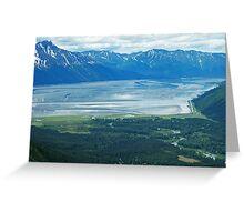Scenic Alaska  Greeting Card