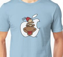 Mac Monkey! Unisex T-Shirt