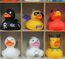 Which Rubber Duck for My Next Bath? by Alexandra Lavizzari