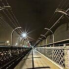 Bridge Walk by Malcolm Katon