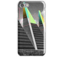 THREE BLOCKS. iPhone Case/Skin