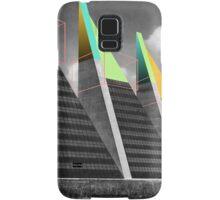 THREE BLOCKS. Samsung Galaxy Case/Skin