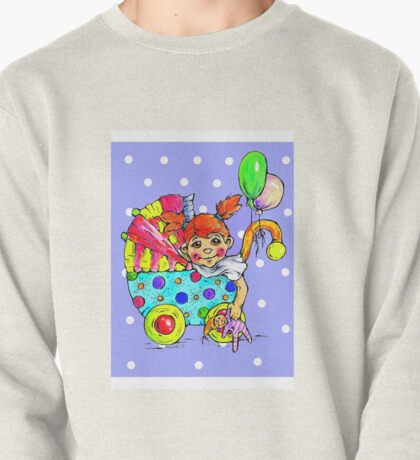 Babies 4 Pullover