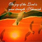 The joy of the Lord by Elenne Boothe