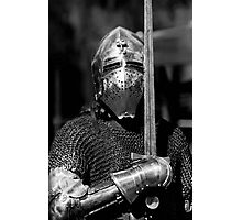 Knight Photographic Print