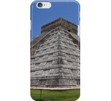 Great Pyramid of Chichen Itza iPhone Case/Skin