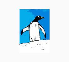 Penguin with blue sky Unisex T-Shirt