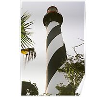 St. Augustine lighthouse 1 Poster