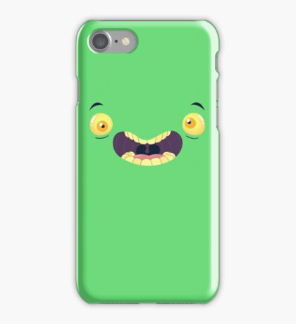 Monster Mugs - Cray Cray iPhone Case/Skin