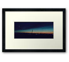 Concord Love Framed Print