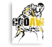 Keinage - Game On - CODAW Call Of Advanced Warfare Canvas Print
