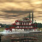 River Queen by Walter Colvin