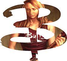 B - Buffy comic - Buffy by goofyjeremy