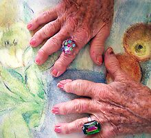 Ilona's Hands by suzannem73