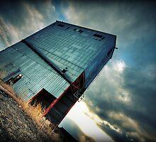 Veil 2 by Donny  Hahn
