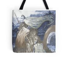 The Walls of Troy Tote Bag
