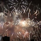 2015 Sydney Fireworks by David Petranker