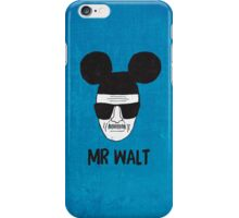 Mr. Walt iPhone Case/Skin