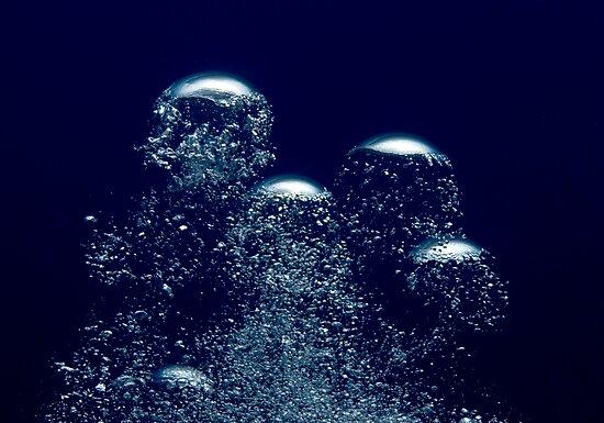 Bubbles by Carlos Villoch