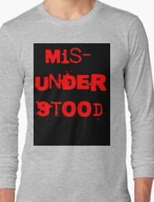 Misunderstood Long Sleeve T-Shirt
