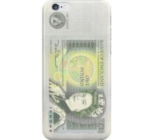 Vintage English £1 Note iPhone 6 Case iPhone Case/Skin
