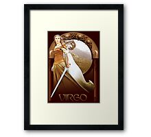 Virgo Framed Print