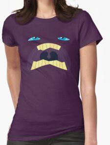 Monster Mugs - Sleepy Womens Fitted T-Shirt