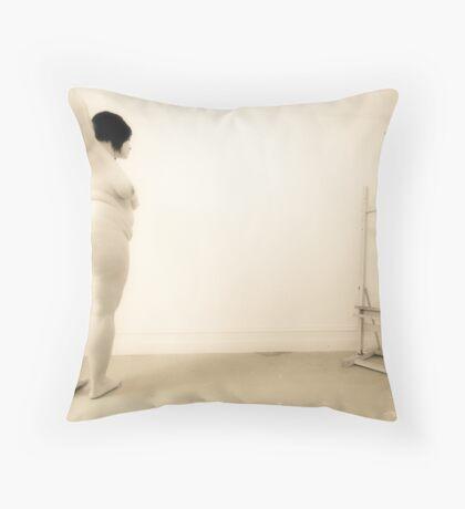 Studio session 001 HK Throw Pillow