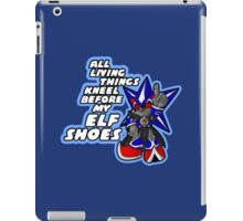 Elf Shoes iPad Case/Skin