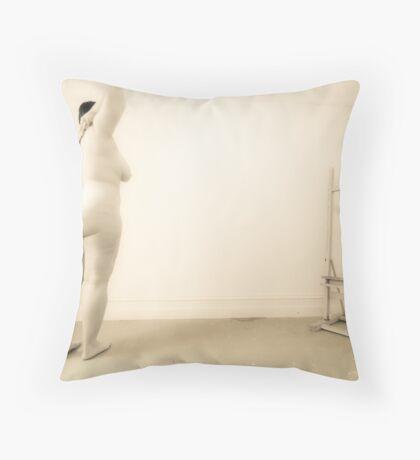 Studio session 002 HK Throw Pillow