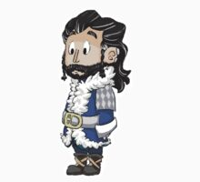 Lil' Thorin by pumpk