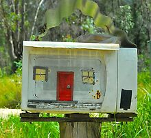 Little House Box # 10 by Penny Smith