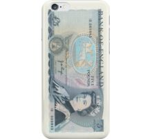 Vintage English £5 Note iPhone 6 Case iPhone Case/Skin