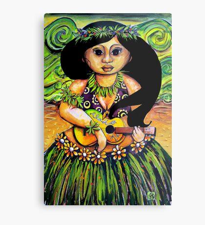 'Iliki' Spirit of Aloha Metal Print