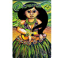 'Iliki' Spirit of Aloha Photographic Print