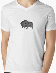 Safe Sex Mens V-Neck T-Shirt