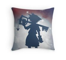 We have the key! Throw Pillow