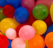 Ballons by numgallery