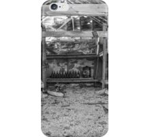 Fishermans Shed iPhone Case/Skin