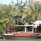 Boat by bobmarks